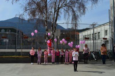 Ден на розовата фланелка в Първо - Изображение 2