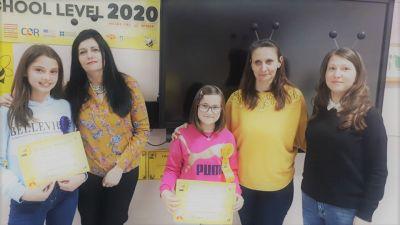 Десетото национално състезание по правопис на английски език Spelling Bee - Изображение 1