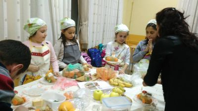 III в клас, днес в захлас готвиха за вас вкусно, здравословно и неуморно - Изображение 5