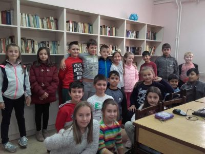 Седмицата на четенето в IIIб клас - Изображение 3