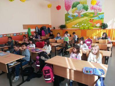 Националната седмица на четенето учениците от I б клас - Изображение 3
