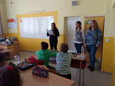Националната седмица на четенето IIг клас - Изображение 3