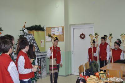 Моята Коледа - Първо ОУ Св. Св. Кирил и Методий - Гоце Делчев