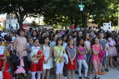 Закриване на учебната 2016/2017г. - Първо ОУ Св. Св. Кирил и Методий - Гоце Делчев
