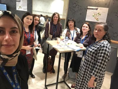 Първо ОУ с участие  в международна eTwinning конференция  3
