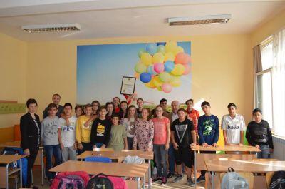 Запознанство на учениците от VIIб клас с най-здравословната храна 5