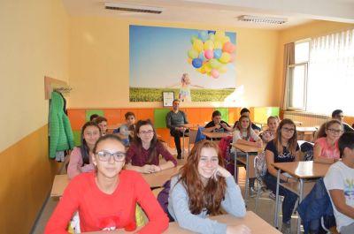 Запознанство на учениците от VIIб клас с най-здравословната храна 6