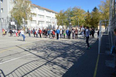 Училищния турнир по футбол за ученици от шести и седми клас приключи 3