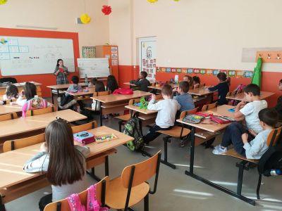 Националната седмица на четенето учениците от I б клас 4