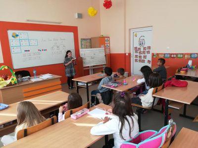 Националната седмица на четенето учениците от I б клас 5