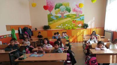 Националната седмица на четенето учениците от I б клас 6