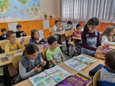 Националната седмицата на четенето учениците от 2 Б клас 4
