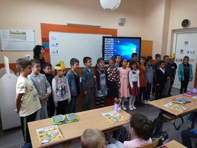 Националната седмицата на четенето учениците от 2 Б клас 6
