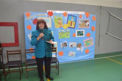 Среща с писателката Катя Кирянова 4
