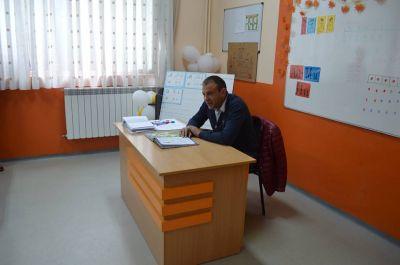 Националната седмица на четенето - гостуване на депутатът Богдан Боцев 1