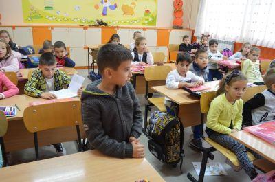 Националната седмица на четенето - гостуване на депутатът Богдан Боцев 2