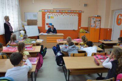 Националната седмица на четенето - гостуване на депутатът Богдан Боцев 7