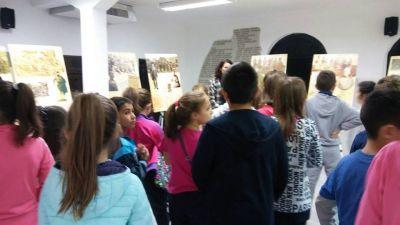 Посещение на градския исторически музей 6