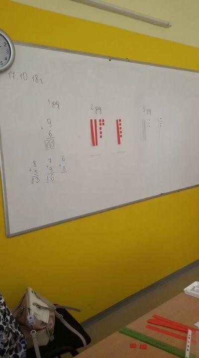 Въвеждането на JUMP Math 8