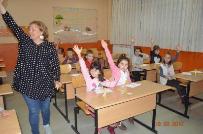 Отворени врати в Първо ОУ - Първо ОУ Св. Св. Кирил и Методий - Гоце Делчев